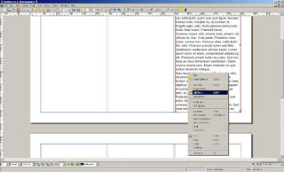 Membuat buletin sholat ied sederhana dengan scribus