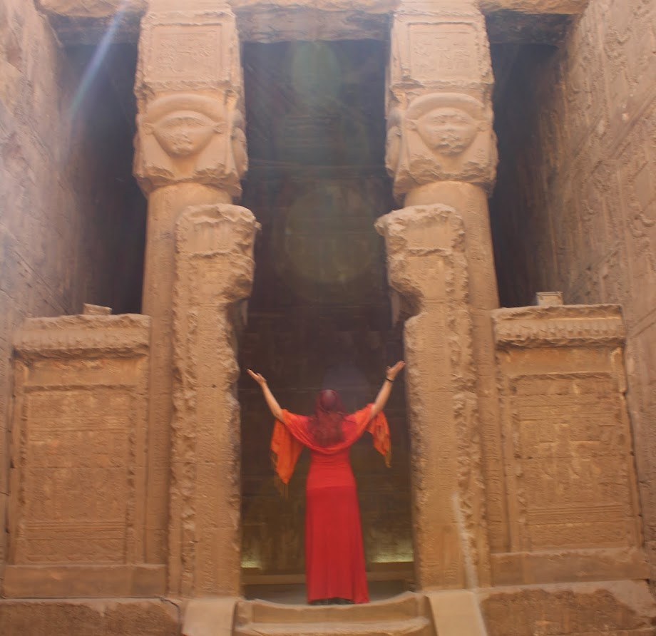 Praise to Hathor!