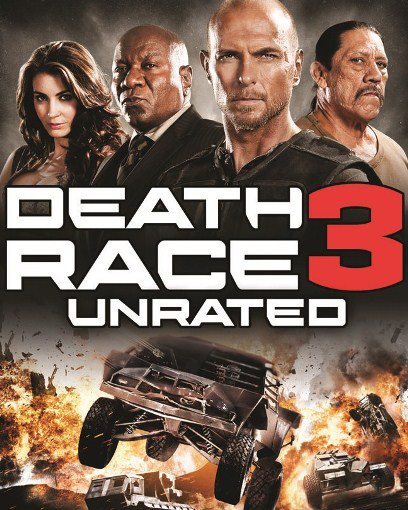 Death Race-3 Inferno [Hindi]