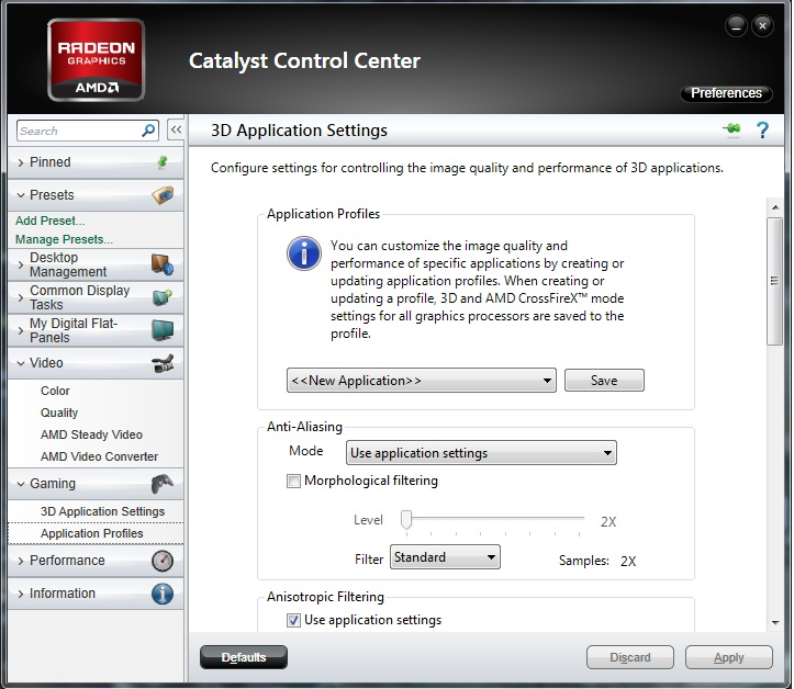 catalyst control center windows 10 not working