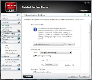 Catalyst Control Center won't Open