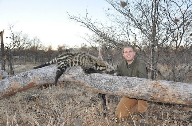 Donald Trump Jr And Eric Hunting Trip In Africa ~ Life in The Fab Lame ...