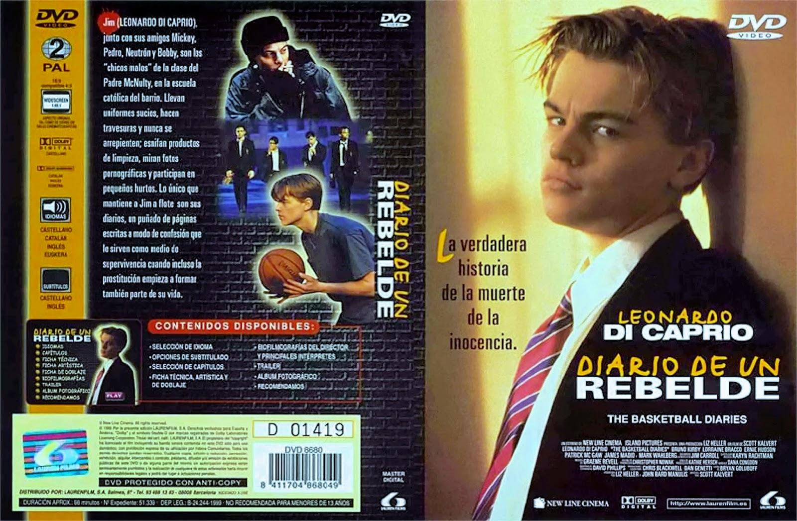 Diario De Un Rebelde DVD