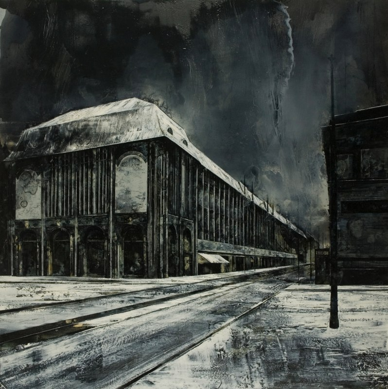 14-The-Tears-of-Things-Mark-Thompson-Austere-and-Desolate-Cityscapes-Paintings-www-designstack-co