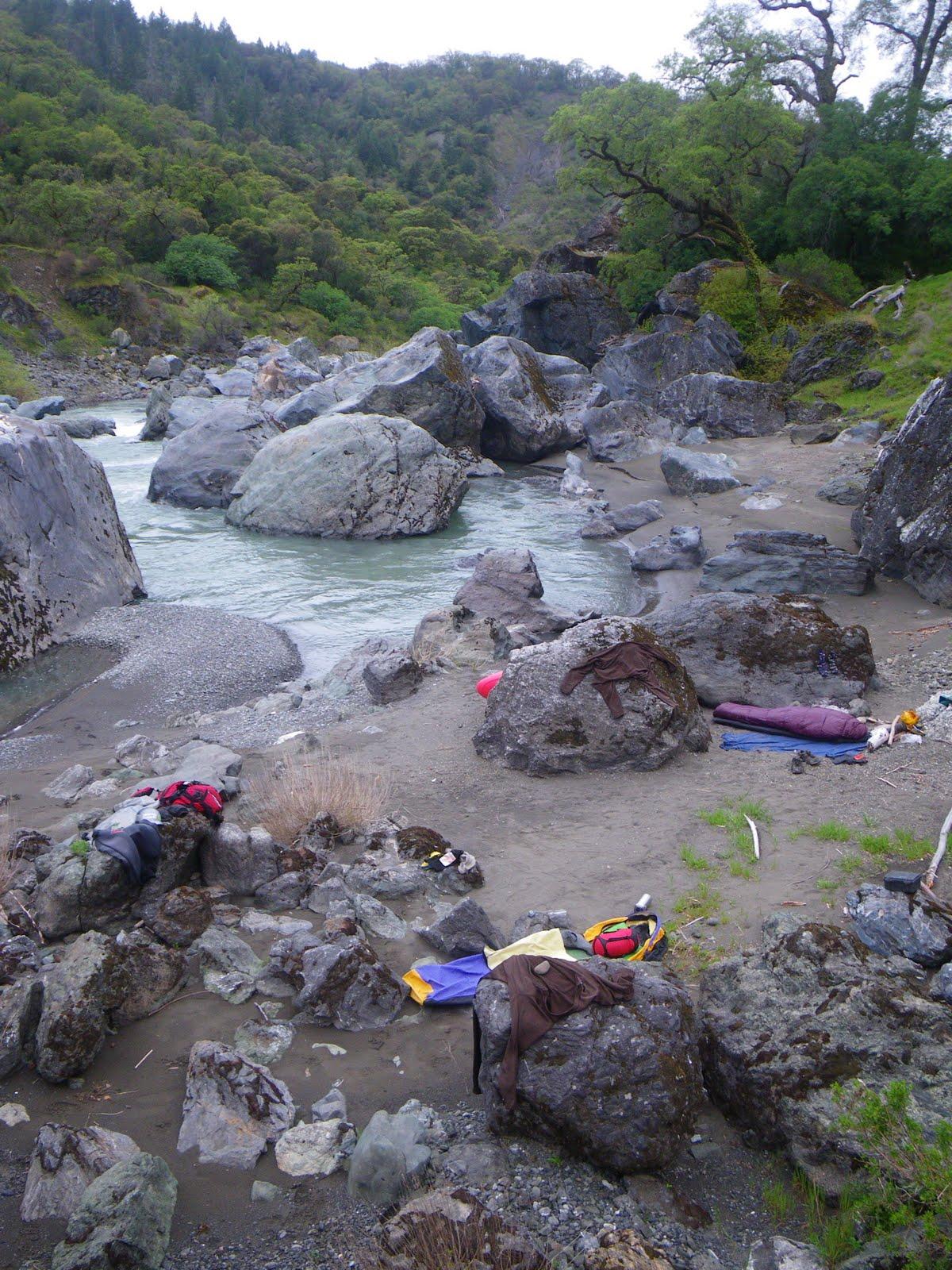 Eel River Camping North Coast Paddling: ...