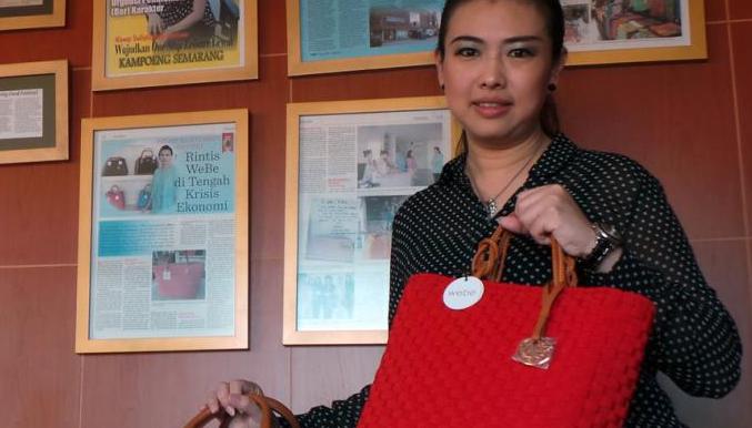 Biografi Pemilik Produk WeBe Pengusaha Semarang