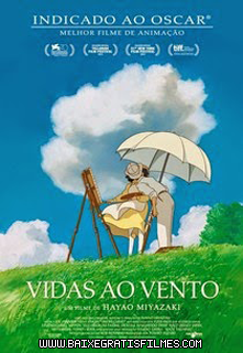 Vidas ao Vento – BRRip AVI + RMVB Legendado