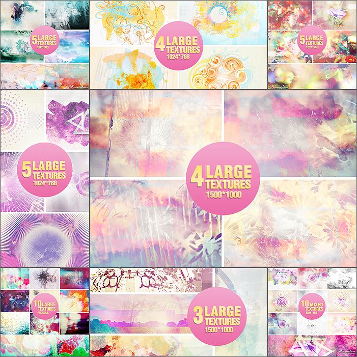 تكسترات وخامات | متنوعة بالوان جميلة 2015