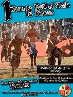 I Torneo Futbol Sala 12Horas