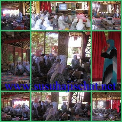 Pertemuan Susu Haji Sehat dengan Perawat di Karawang