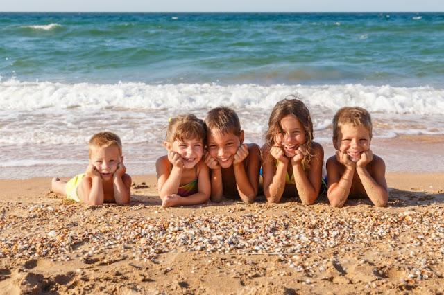Cuidados Solares para as Crianças
