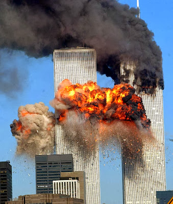 imagens do 11 de setembro