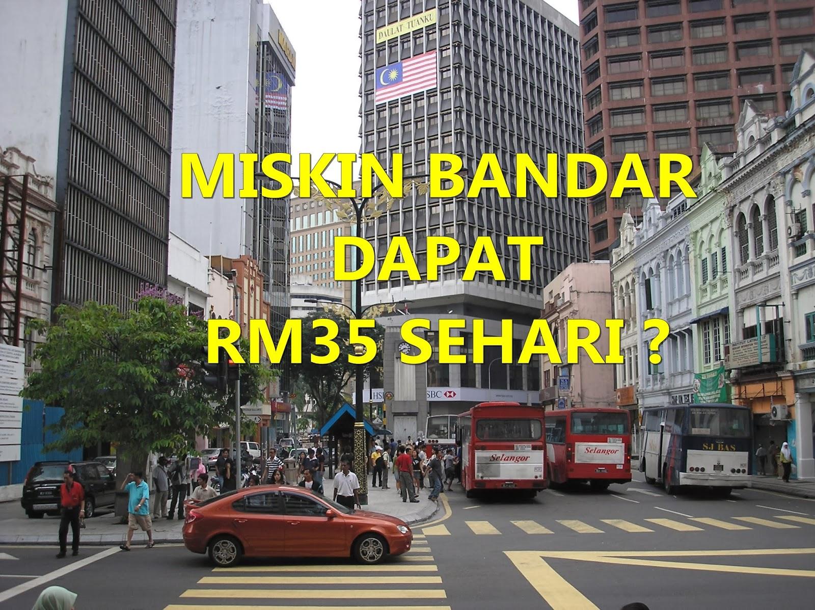 Daftar Borang Baucar Kerja RM35 Sehari Untuk Miskin Bandar