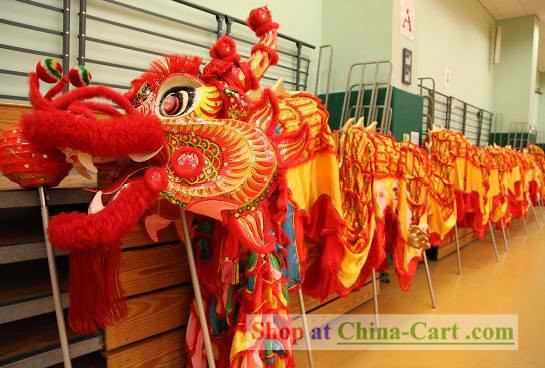 The Difference of Lion Dance from Dragon Dance | just the goodies ...