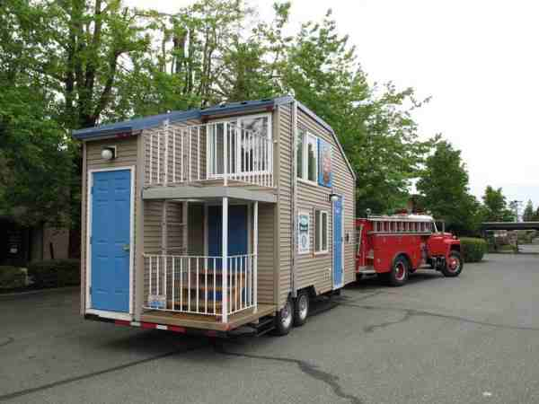 Simple Tiny Trailer House Plans Tiny House Lifestyle Small