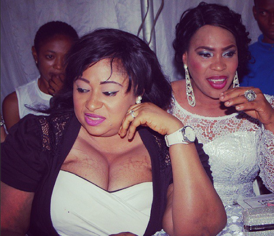 ronke oshodi oke breasts stretch marks