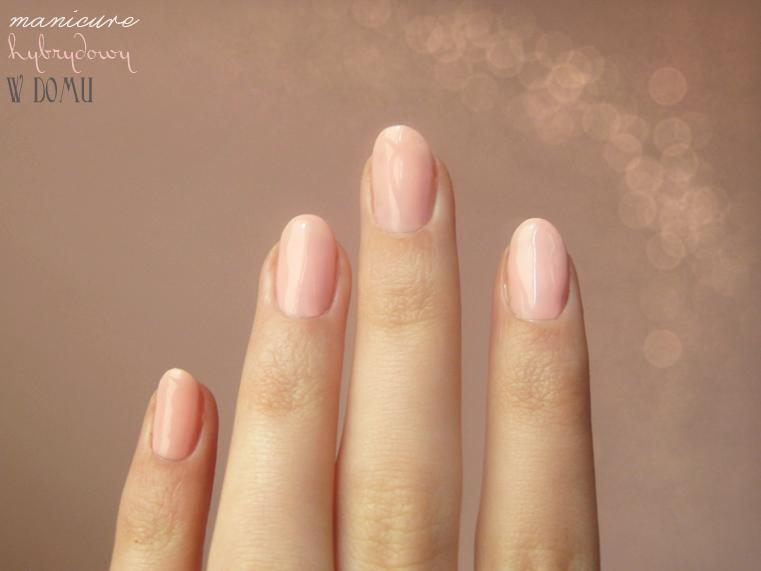 manicure hybrydowy w domu, jak wykonać manicure hybrydowy