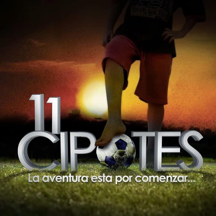 11 cipotes película Honduras