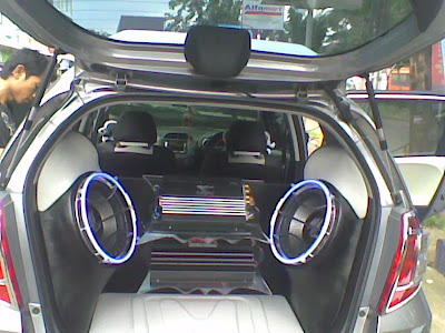 Gambar Modifikasi Honda Jazz RS