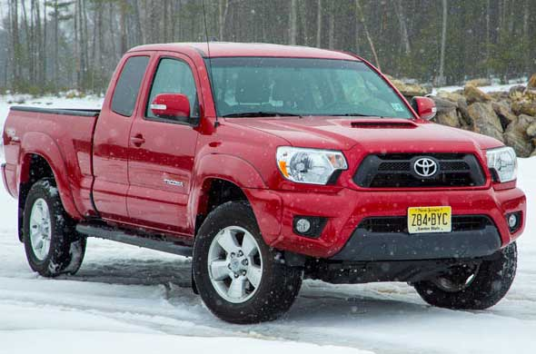 2014 toyota tacoma release date specs price pictures. Black Bedroom Furniture Sets. Home Design Ideas