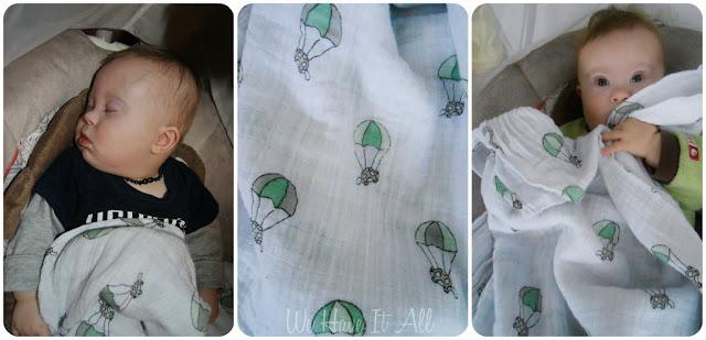 aden + anais Premium Muslin Blankets from PreppyParents