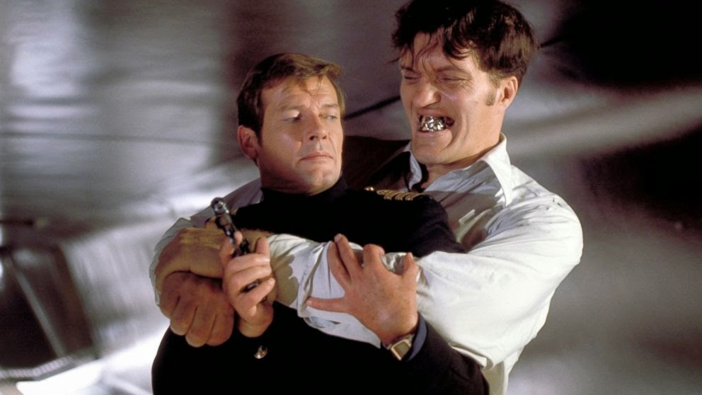 richard kiel jaws james bond villain