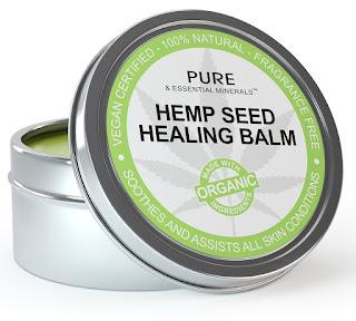 Eczema Lotion & Hemp Seed Heaing Balm