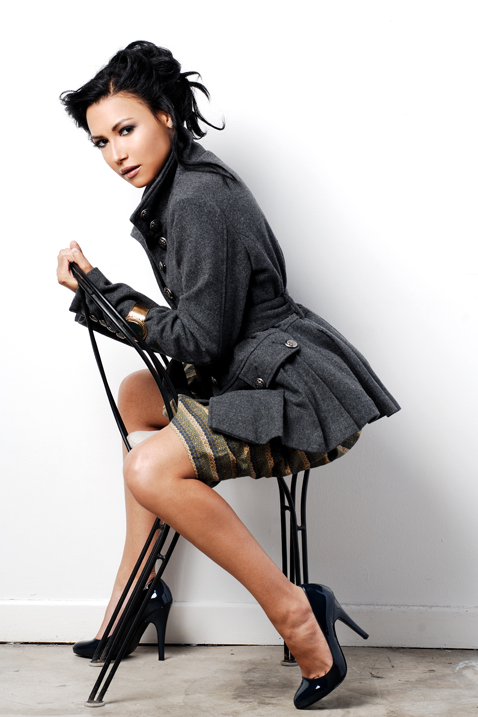Naya Rivera Sister The Red Hood Cl...
