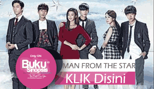 "SEGERA DI RCTI "" YOU WHO CAME FROM THE STAR"""