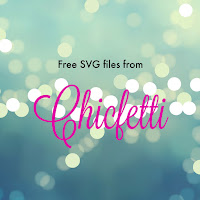 Free SVG files from Chicfetti!