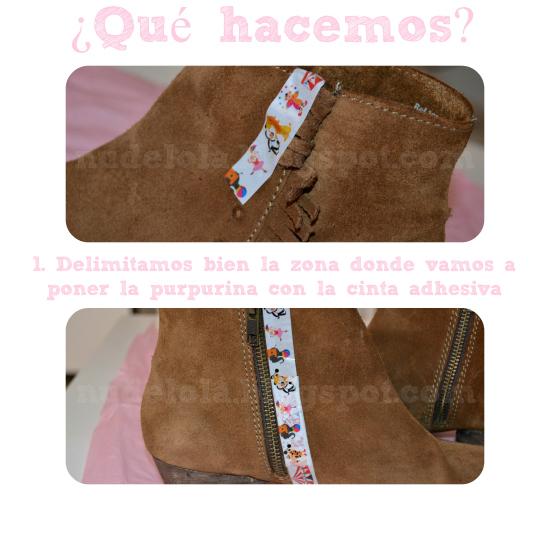 botines_purpurina_glitter_customizar_DIY_brillos_nudelolablog_03
