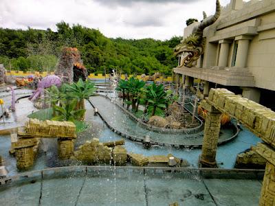 Water Ride at E-da Theme Park Kaohsiung