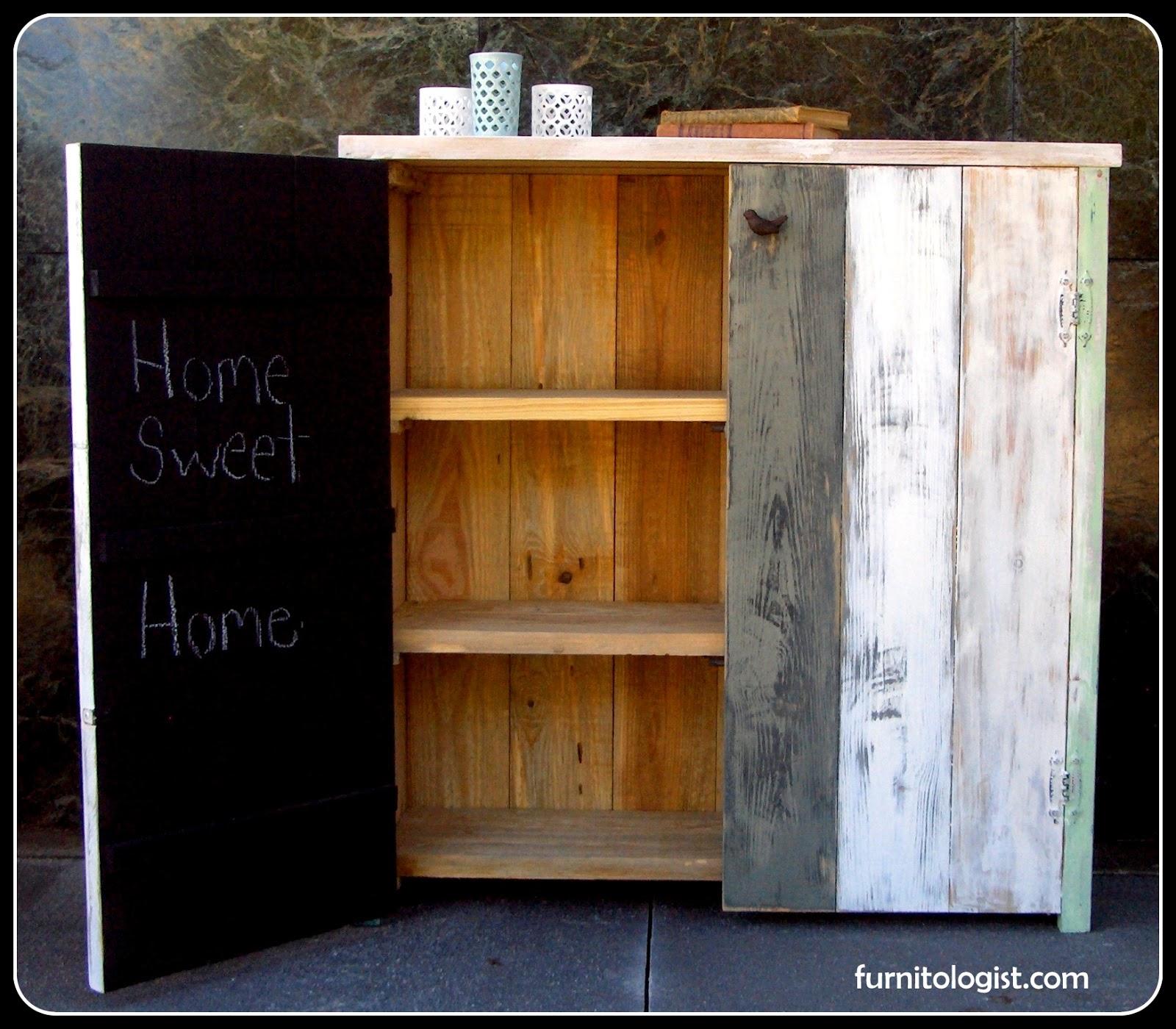 furniture reclaimed wood cabinet doors ellalov