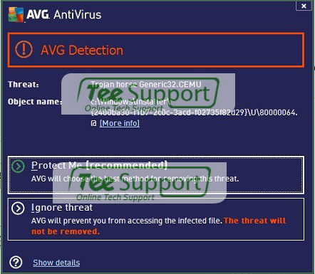 how to remove trojan generic manually
