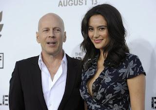 Bruce Willis's Wife Emma Hemming