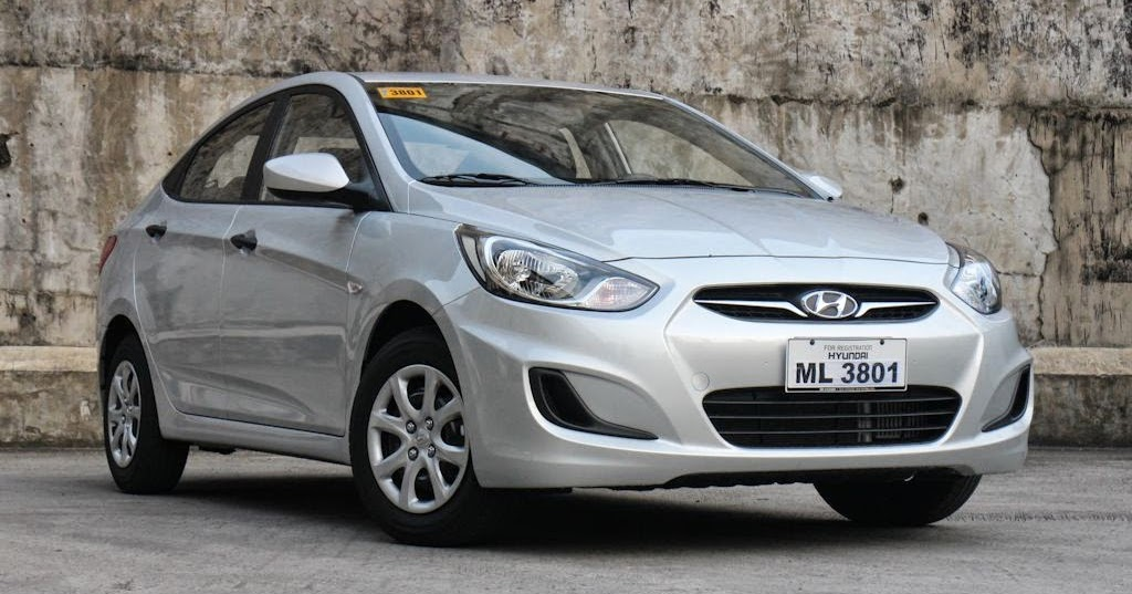 review 2014 hyundai accent crdi sedan philippine car. Black Bedroom Furniture Sets. Home Design Ideas