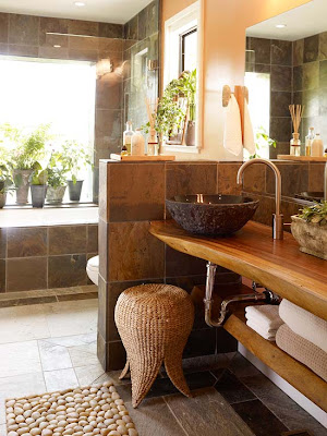 bathroom decorating design ideas 2012 with neutral color home