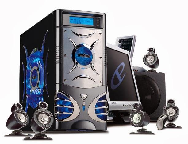Harga dan Spesifikasi Komputer Untuk Game Tebaru 2014