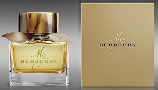 My Burberry perfume feminino da Burberry