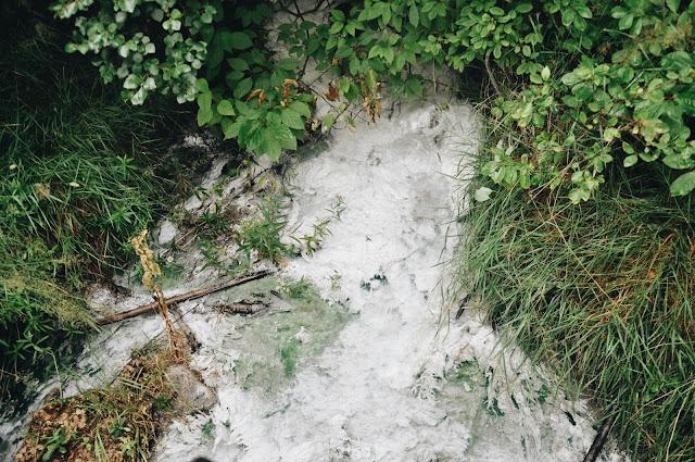 Thermal mineral springs