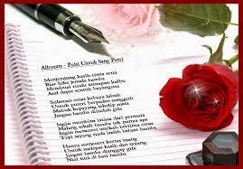 puisi romantis cinta