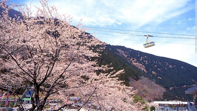 Kintetsu Beppu Ropeway (Oita)
