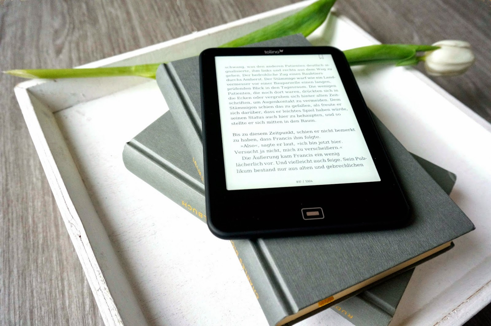 Tulpe eBook Reader Thalia