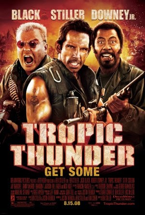 Tropic Thunder Film