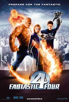 Ver Película Los 4 Fantásticos Online Gratis (2005)