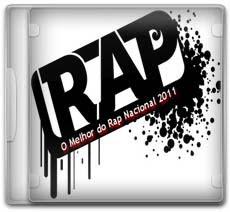 VA   O Melhor do Rap Nacional   1990 a 2011
