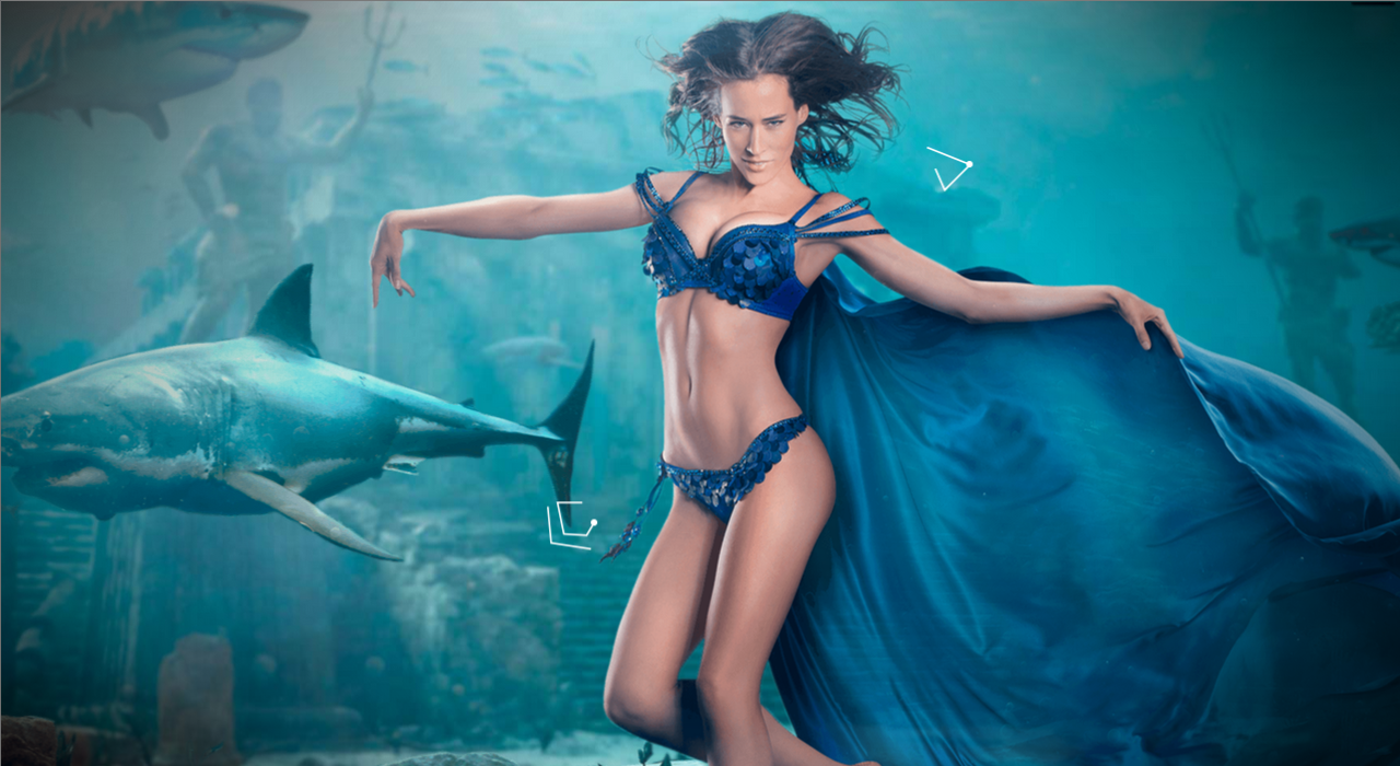 Calendario Tecate 2015- Zodiaco Sexy, Signo Piscis