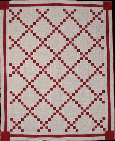 CHAIN IRISH PATTERN QUILT TRIPLE | Patterns For You : irish chain quilt for sale - Adamdwight.com