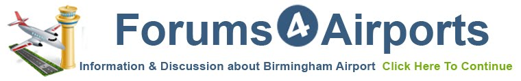 The Premier Birmingham Airport Forum