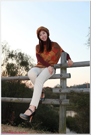 Han Seo Yeong, Lovely Outdoor 05